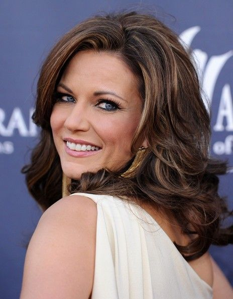 Martina Mcbride 46th Annual Academy of Country Music Awards.