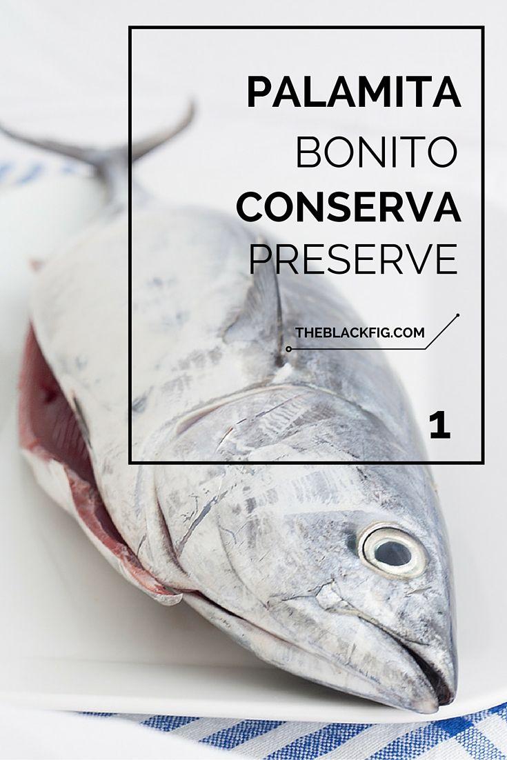 Recipe for Bonito preserve. Like & pin it!