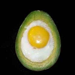 Do you love avocados? Do you love eggs? Then you simply must try an eggvocado! An eggvocado is an egg cooked soft or firm yolked in a slightly...