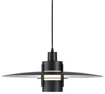 Aereo Black Bronze One-Light Pendant contemporary ceiling lighting