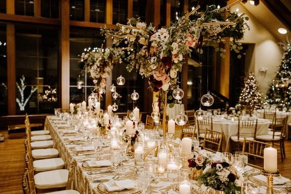 A Warm And Romantic Wedding At Interlachen Country Club Linen Effects Wedding Party And Event Rental Decor Located In Minn In 2020 Rental Decorating Wedding Rentals