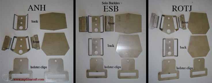 Rebel Legion :: View topic - Han Solo buckles again... orders wanted