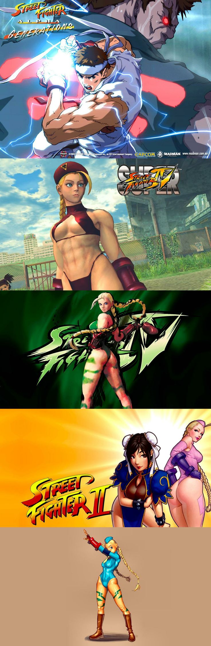 Cammy: Street fighter alpha 3 outfit