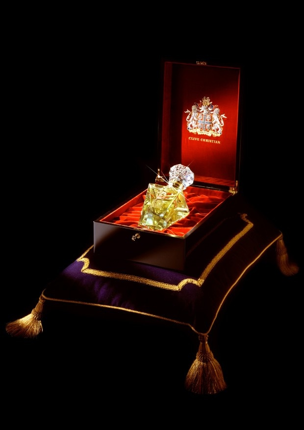 Clive Christian No 1 for men is the world's most expensive cologne and rightly so