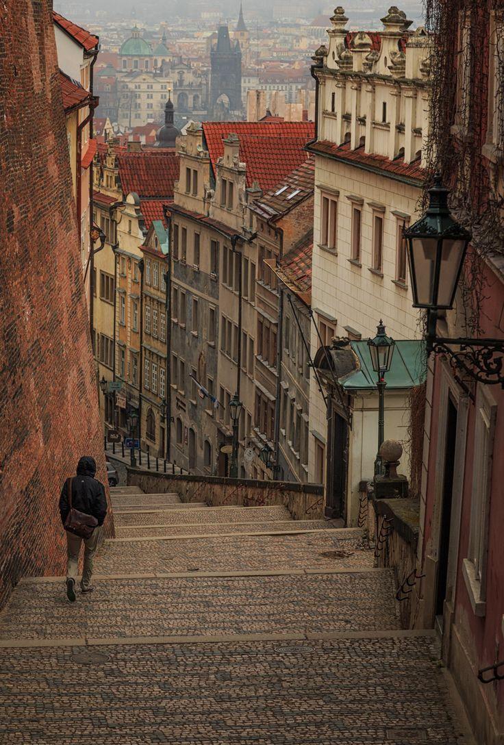 Zamecke Schod, Prague, Czech Republic