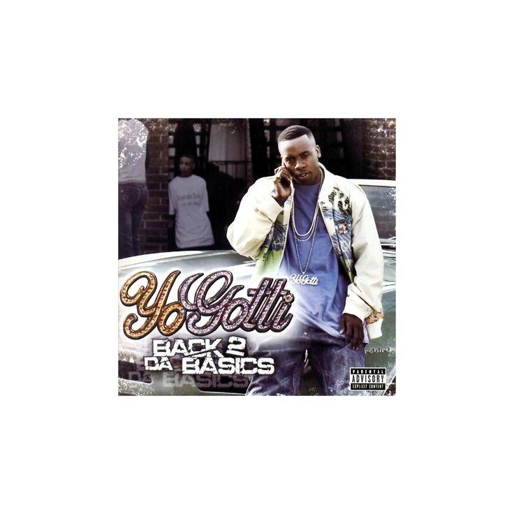 Yo Gotti - Back 2 Da Basics [Explicit Lyrics] (CD)