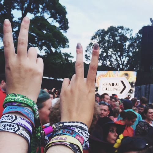 Kendal Calling Festival 2015 | Amy Valentine