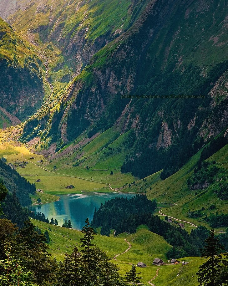 Appenzell (or Appenzellerland) is a region and historical canton in the northeast of Switzerland, entirely surrounded by the Canton of St. Gallen