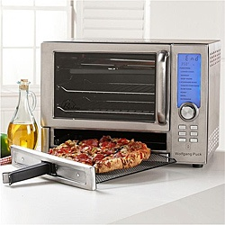 Wolfgang Puck 1500-watt Digital Convection Oven with Pizza Drawer