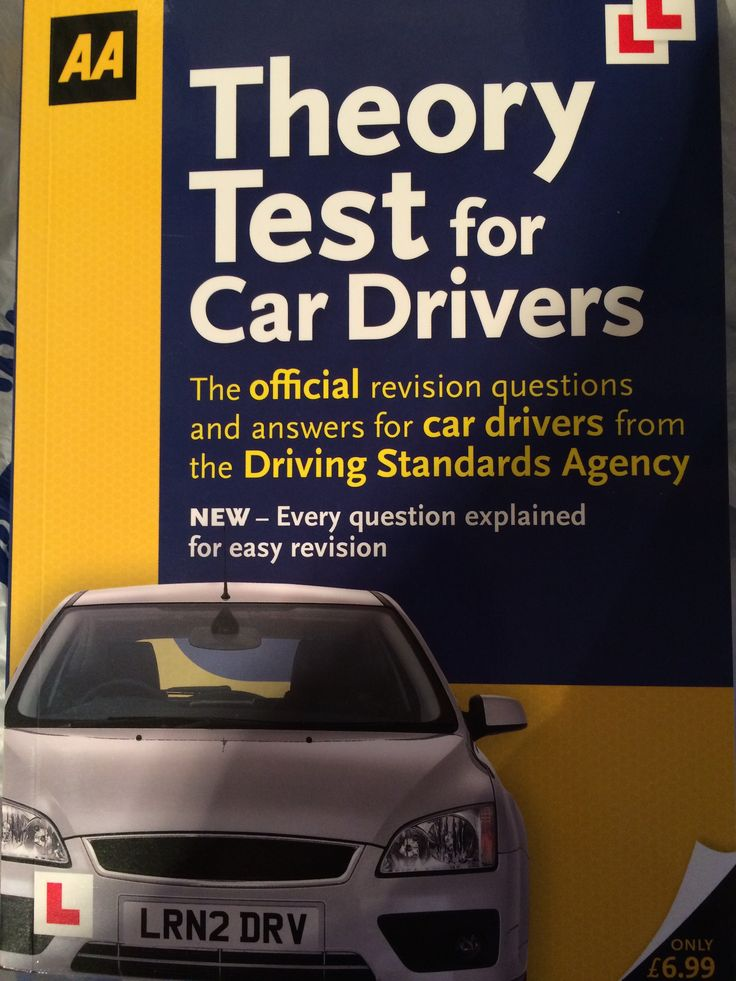driving theory test pdf download