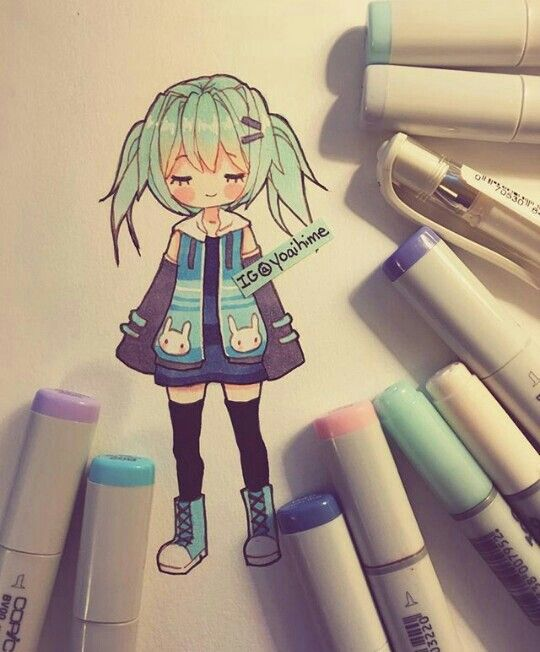 @yoaihime (instagram) Honestly, just seeing Copex markers makes me happy.