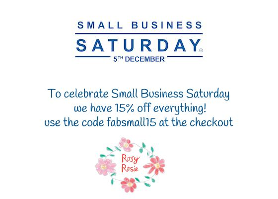 Saturday December 5th 2015 Today is Small Business Saturday - celebrating the 5 million small businesses in the UK. We are proud to be one of them and to work with so many others! #SmallBizSatUK #smallbiz #SmallBusinessSaturday