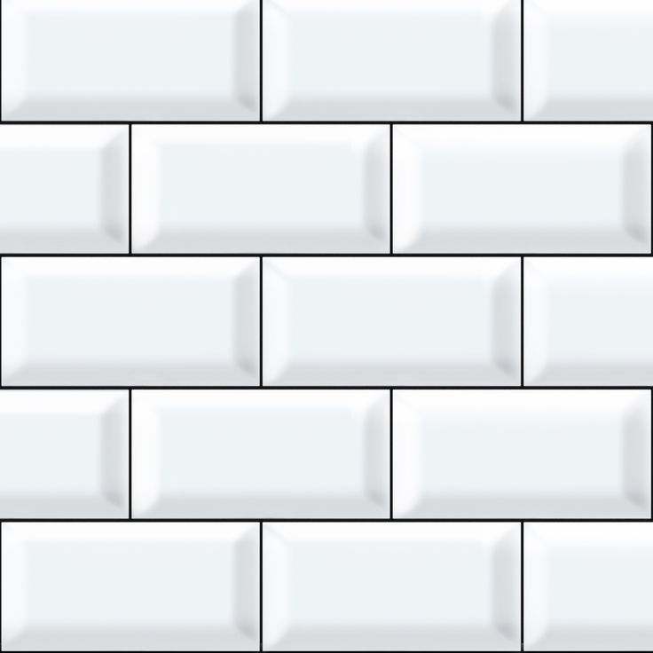 White Kitchen Tiles Grey Grout: White Tile - Google Search