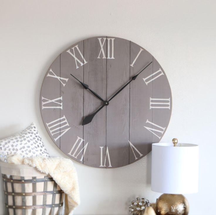 Best 25+ Living Room Wall Clocks Ideas On Pinterest   Large Clocks For  Walls, Scandinavian Wall Clocks And Wall Clock Decor
