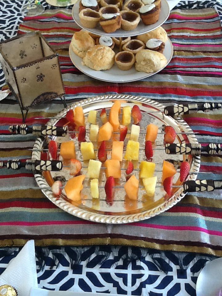 BBQ/Kafta Skewers Set of 12 for $44.95 www.facebook.com ...