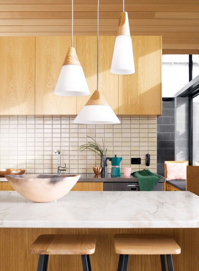 Stylish lighting tips from The Block's Josh and Jenna - The Interiors Addict