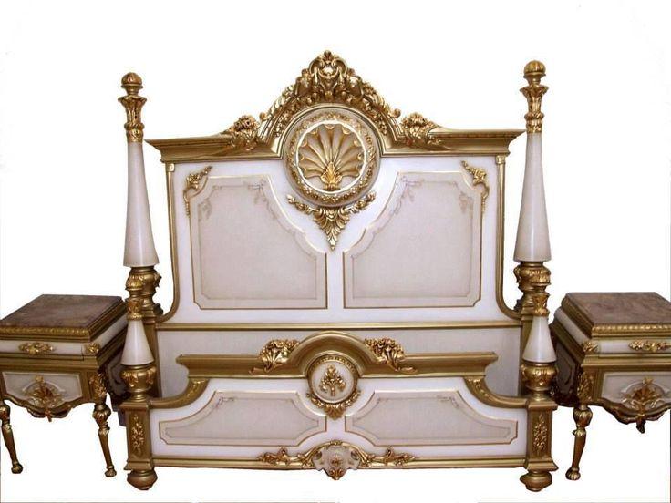 Luxury Golden Classic  Bedroom 4