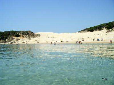 Playa de bolonia,Tarifa.España
