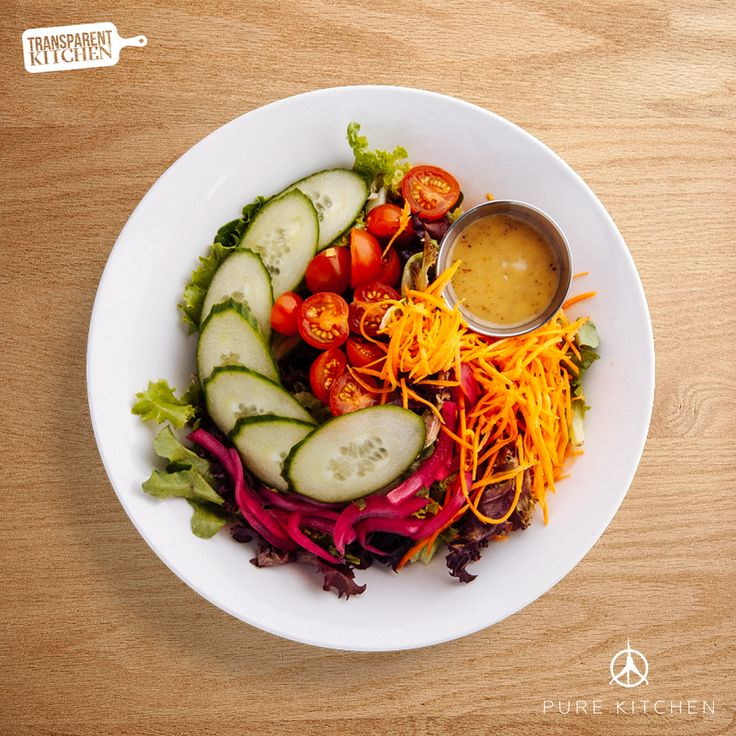 Pure Kitchen - Fresh Salad | Transparent Kitchen