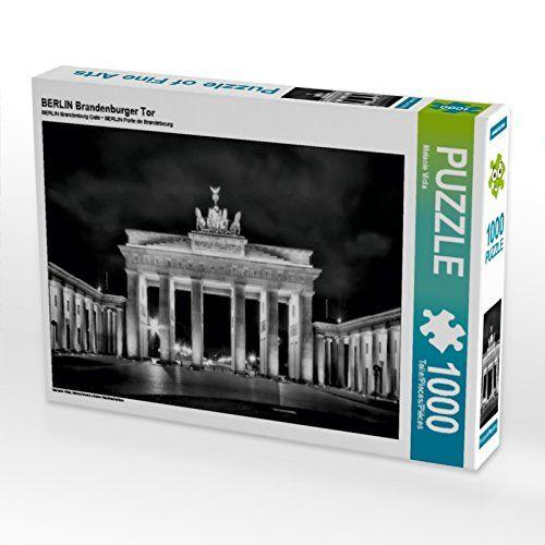 BERLIN Brandenburger Tor 1000 Teile Puzzle quer: Monochro... https://www.amazon.de/dp/B01LNR5BU2/ref=cm_sw_r_pi_dp_x_erBoyb4ZXEHFX #Puzzle #Geschenk #gift #Spielzeug #Berlin #BrandenburgerTor #Wahrzeichen #Stadt #Deutschland #Nacht #Sehenswürdigkeit #Architektur