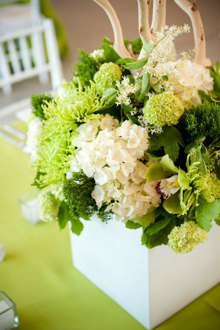 Best square rectangle vase centerpiece ideas
