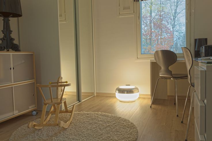 Korona Light Table brings a pleasant and bright light to children's room.