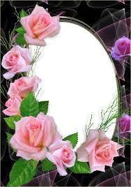 Resultado de imagem para цветочная рамка png