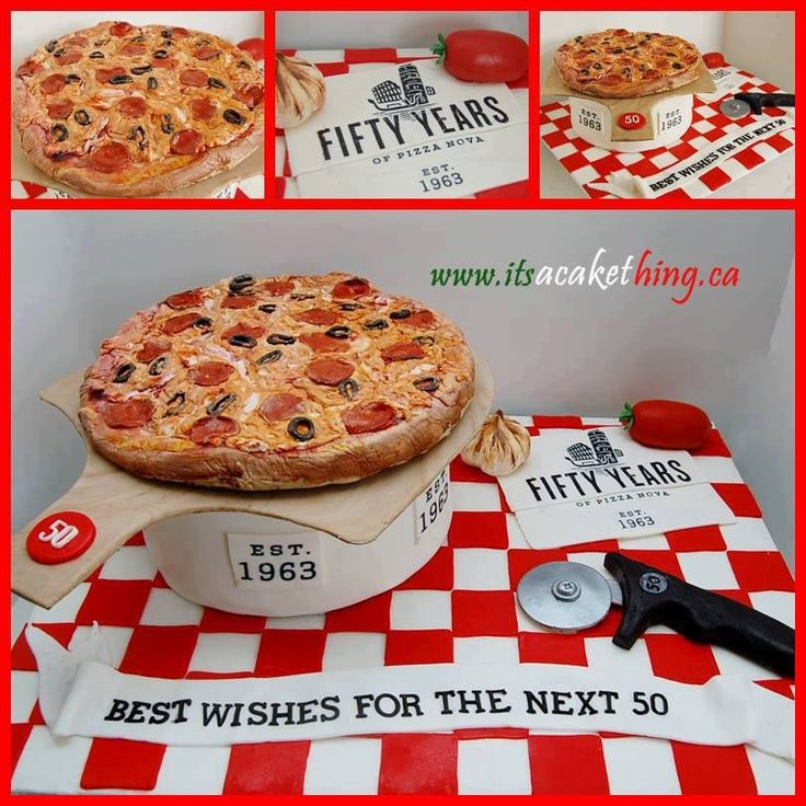 Cake Decorating Ideas Pizza : 11 best ideas about Pizza cake on Pinterest Pizza, To ...