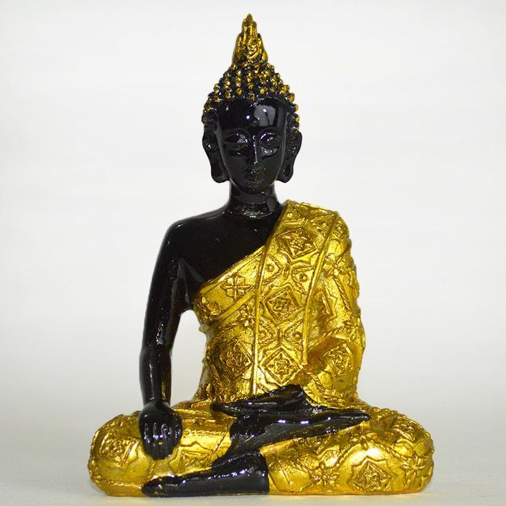 Gold Buddha, perfect piece for your decoration!   -Buddha statue