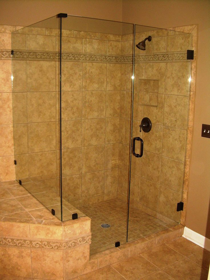 Frameless Shower Doors U0026 Glass Tub Enclosures | Shower Door Charlotte NC    Glass Doctor