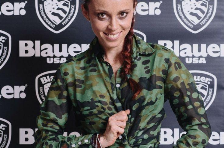 Dotgirl for Blauer USA SS 2014