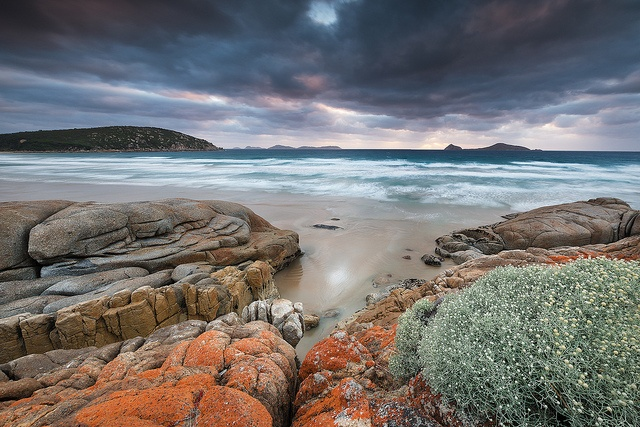 Whisky Bay, Wilsons Prom by Chris Wiewiora Photography, via Flickr
