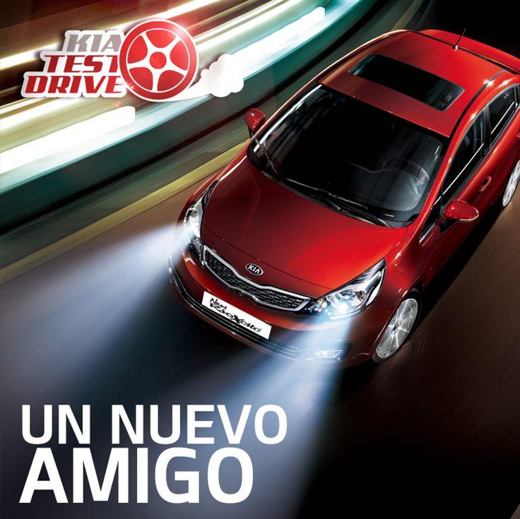 Tu vida no sera la misma después de este sorprendente test drive, #NewRio.  Solicitalo aqui http://goo.gl/MtNisd