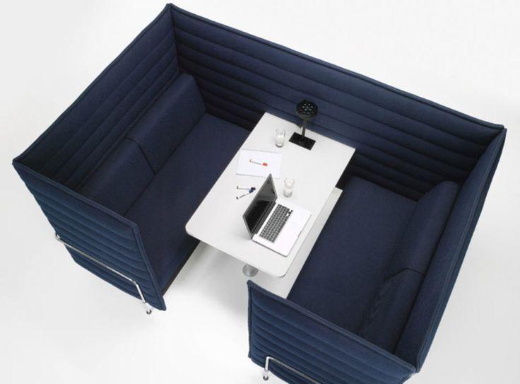 Een flexibele lounge werkplek; Het Nieuwe Werken!