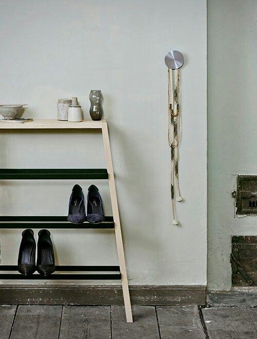 STEPS 靴をおしゃれに収納するshoe rack