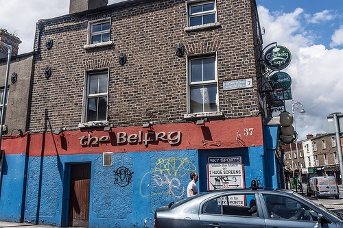 The Belfry Pub - Manor Street/Arbour Hill