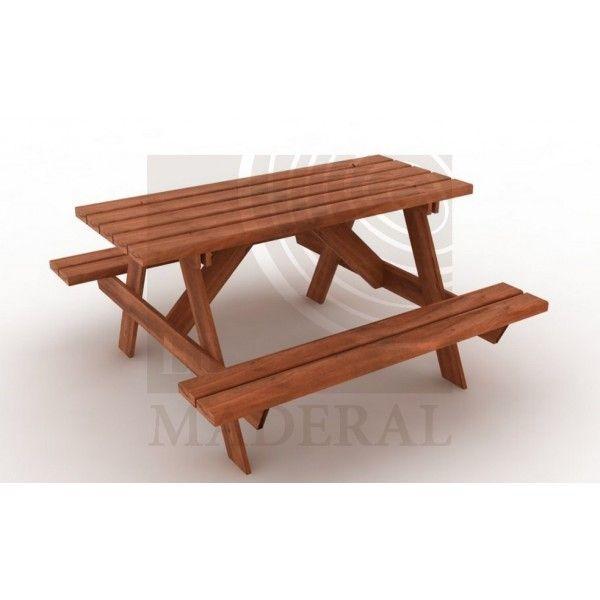 Mesa de Picnic - Productos El Maderal