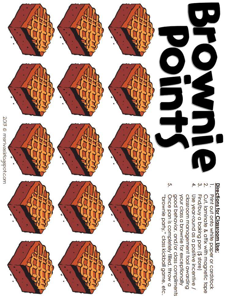 BrowniePoints - Class Reward System