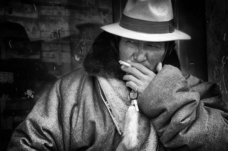 L1009096 High plains drifter , Tibetan Herdsmen Photo - Visual Hunt