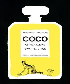 Zilveren penseel: Coco - Annemarie van Haeringen