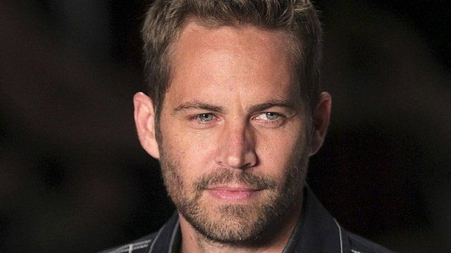 BBC News - Fast & Furious actor Paul Walker dies in California car crash Donate to his charity here. http://www.roww.org/