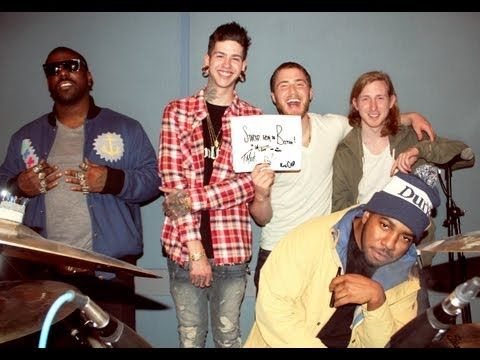 Mike Posner f/ Asher Roth, T Mills, Chuck Inglish, King Chip - Started From The Bottom (Remix)
