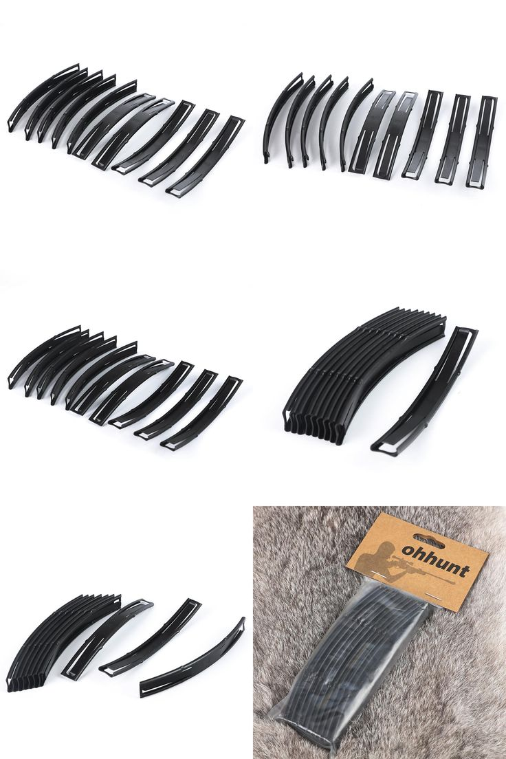 [Visit to Buy] 10PCS/Set Steel Stripper Clips For Hunting Tactical AK SKS Loader 10 Round 7.62x39  Free Shipping #Advertisement