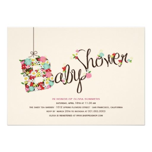 Cheap Price Guarantee          Whimsical B Spring Flowers Baby Shower Invite           Whimsical B Spring Flowers Baby Shower Invite Yes I can say you are on right site we just collected best shopping store that haveShopping          Whimsical B Spring Flowers Baby Shower Invite Here a g...Cleck Hot Deals  http://www.zazzle.com/whimsical_b_spring_flowers_baby_shower_invite-161831871142787885?rf=238627982471231924zbar=1tc=terrest