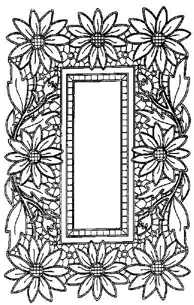 Richelieu retângulo Toalha de Mesa, 55 x 36 cm