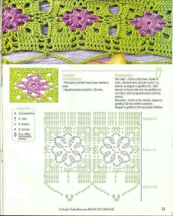Květinový čtverec: