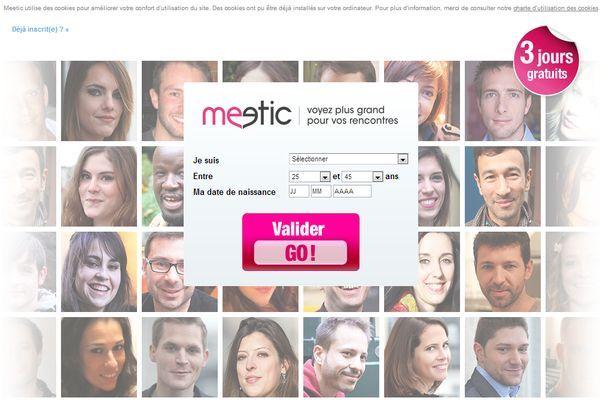Question site de rencontre, meetic gratuit 3 jours à tout compris pour faire plaisir aux célibataires en ligne.
