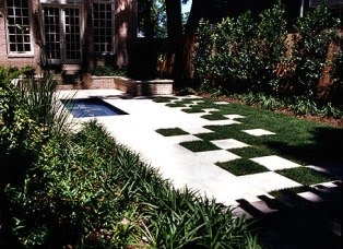 Exterior Worlds Landscaping Blog: How to Make a Small Yard Appear Large