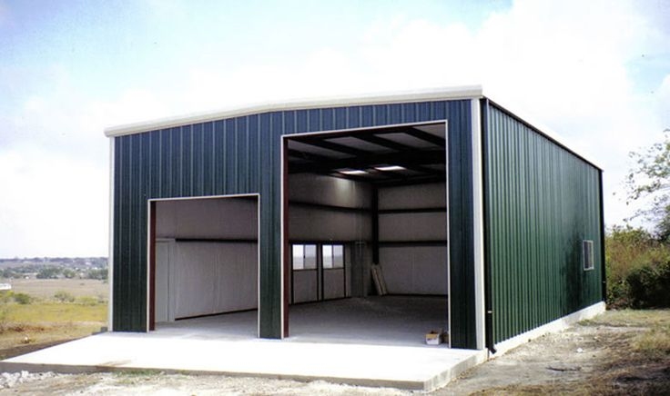 Steel garages and shops shops garages rv buildings Camper storage building