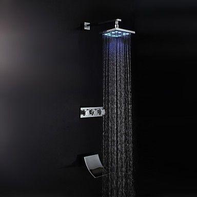 les 25 meilleures id es concernant douche cascade sur. Black Bedroom Furniture Sets. Home Design Ideas